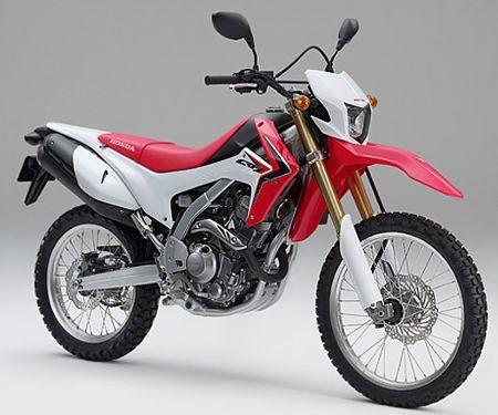Honda CRF 250L: muita especulação e nenhuma confirmação