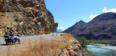 Ruta 3, Peru