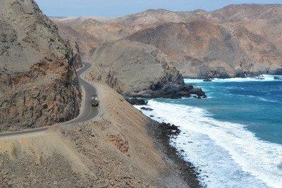 Ruta 1, Peru
