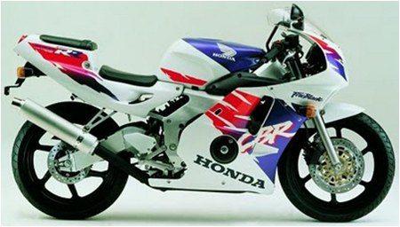 Honda CBR 250RR: a mais popular