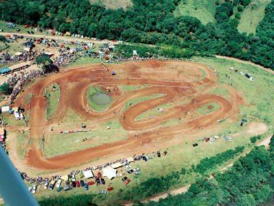 Pista de Taquaruçu do Sul será o palco de abertura do campeonato Sulbrasileiro de Motocross 2012