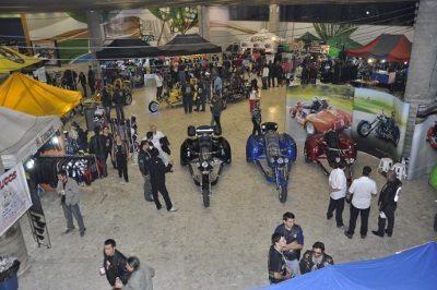 Triciclos chamaram a atenção em 2011