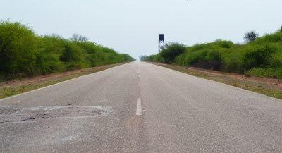 46° Dia - Argentina - Ruta 16