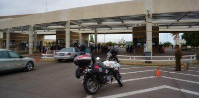 Aduana e Migração no Chile
