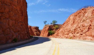 15º Dia - Bolívia - Ruta Nacional 5