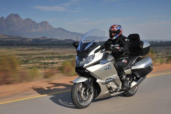 A BMW K 1600 GTL reúne importantes conquistas tecnológicas num só produto