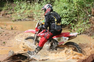 Enduro do Estreito terá desafio para todos os competidores, inclusive os não motorizados