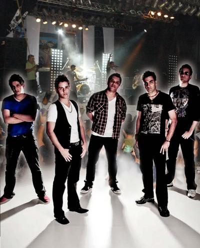 A banda Faixa Etária faz o show principal do evento no sábado, às 23h