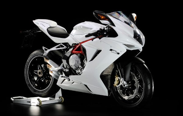 "MV Agusta F3 675 agora com ""Quick Shift"""