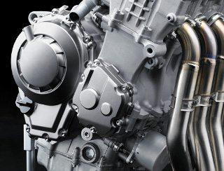 Motor é afinado na fábrica