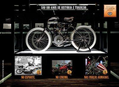 Aplicativo Harley-Davidson: Uma HD para o HD do seu iPad