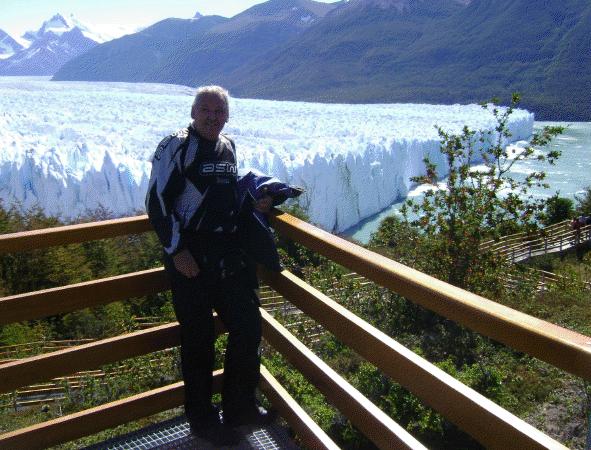 Glacial Perito Moreno(El Calafate-Argentina)
