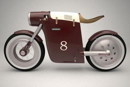 """Ossa Monocasco: réplica elétrica de uma moto que fez """"barulho"""" nas pistas entre 1968 e 1970"""