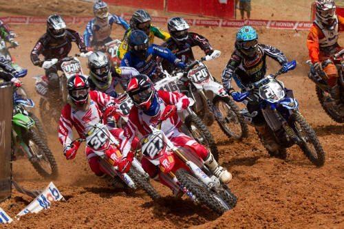 Superliga Brasil de Motocross 2012 - 1a etapa - Indaiatuba (SP)