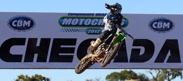 Chumbinho venceu a MX3 na primeira etapa do Brasileiro de Motocross