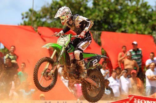 Dudu Lima lidera a categoria MX2 e é presença confirmada