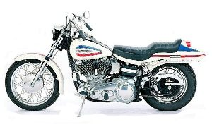 1971 FX Super Glide 1200