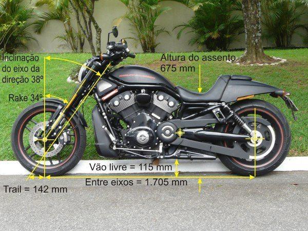 Ficha Técnica Da Harley Davidson V Rod Vrscdx Night Rod: Teste Harley-Davidson Night Rod 2012