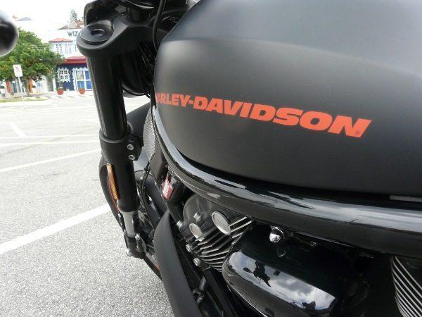 Recall da Harley-Davidson inclui 11 modelos... até a Night Rod Special está na lista