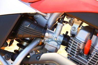Motor tem potência suficiente para uma boa diversão