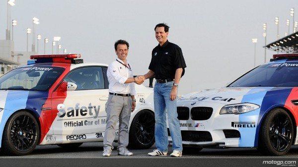 Capirossi será o especialista da BMW M nas actividades do MotoGP