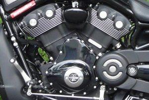 motor V2 DOHC tem 125 cavalos de potência e 11,4 Kgf.m de torque