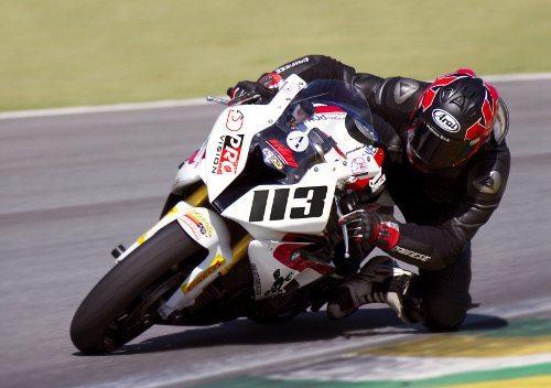 Rafael tem o apoio da Pirelli, Pro Vision, DK Industries, Power BMW e CTM