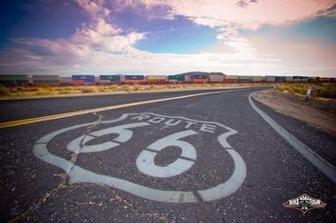 Route 66, um dos destinos mais procurados pelos motociclistas