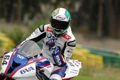 Danilo Andric, vitorioso na categoria Superbike Pró