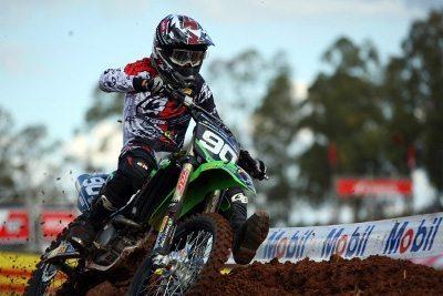 Gustavo Henn promessa brasileira na etapa nacional do Mundial de Motocross