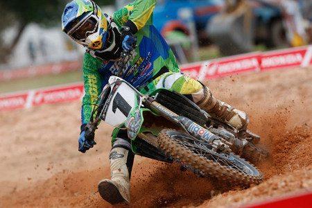 Jorge Balbi é um dos mais experientes pilotos brasileiros de motocross