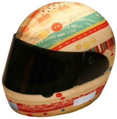 Skincover: solução pratica e rápida para personalizar o visual do capacete
