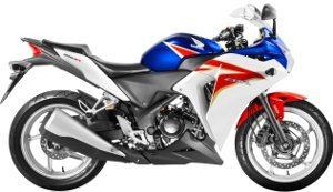CBR 250 R uma moto para um público mais segmentado