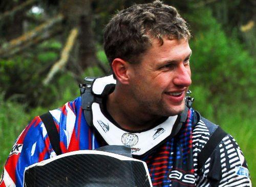 Ike Klaumann retorna às competições