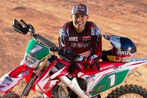 Felipe Zanol, piloto Honda de Enduro e Rali: desafios