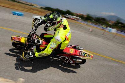 Rafael Fonseca, da Lawanteam Lux Performance, enfrentou competição acirrada e dores musculares