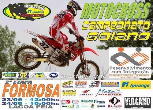 Cartaz 2ª MXGO 2012 Formosa