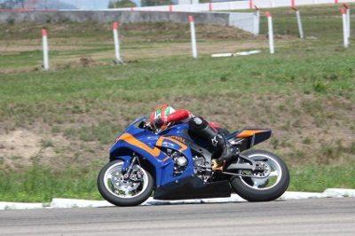 """Flávio """"Flecha"""" Wanderley participa com a ZX 10 R da Kawasaki"""