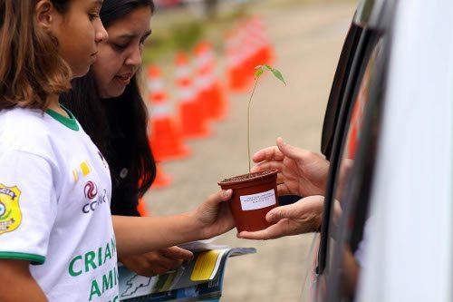 Foto - Evento Comemorativo do Dia Mundial do Meio Ambiente