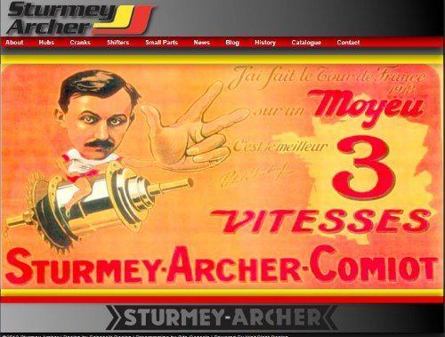 Sturney-Archer 3