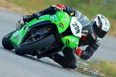 Vinícius Maia lidera o Campeonato Goiano na categoria Superbike