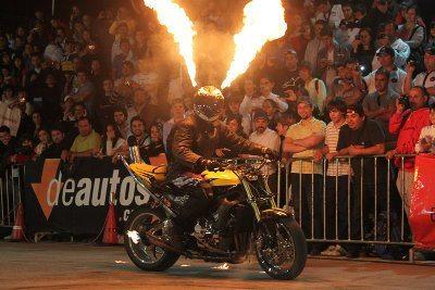 Helmet Fire é é uma das novidades da Pro Tork Alto Giro Show