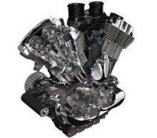 """Motores  """"V-2"""": torque e potência surgem muito rápido nas re-acelerações"""