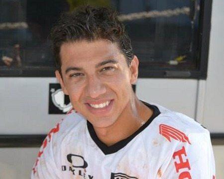 Marronzinho morreu hoje, 26/6, em decorrência dos ferimentos sofridos após uma queda durante treinos