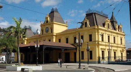 Estação Valongo, em Santos/SP