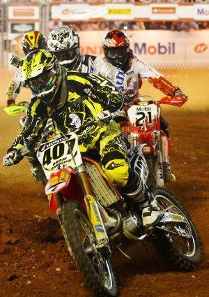 Arena Cross, grande evento em Curitiba/PR.