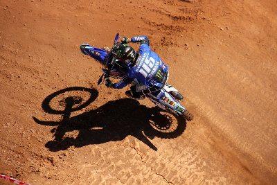 Carlos Campano tem 210 pontos e segue na liderança da MX1 do Brasileiro de Motocross 2012