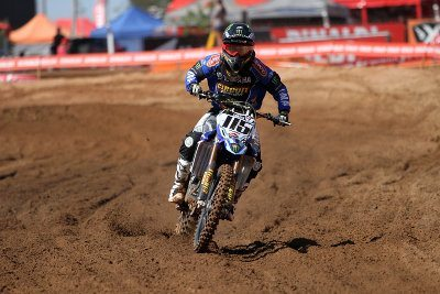 Campano depende somente de seu próprio desempenho para conquistar o título na principal categoria da Superliga Brasil de Motocross 2012