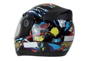 Faixas refletivas passam a ser exigidas nos capacetes