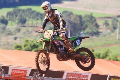 Dudu Lima se concentra na disputa do Campeonato Brasileiro de Motocross